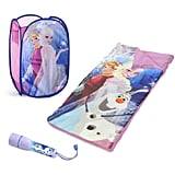 Disney Frozen Sleepover Set With Bonus Hamper