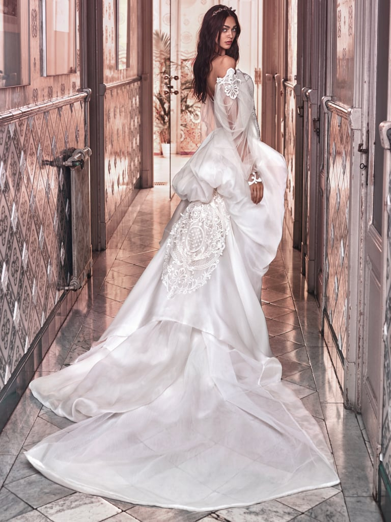 Beyoncé Vow Renewal Wedding Dress | POPSUGAR Fashion Photo 5