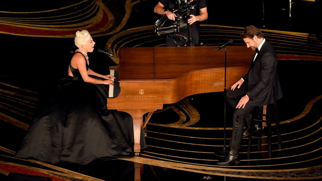"Lady Gaga and Bradley Cooper Performing ""Shallow"" Videos"