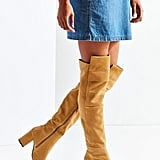 Urban Outfitters Kylie Suede Knee-High Boot