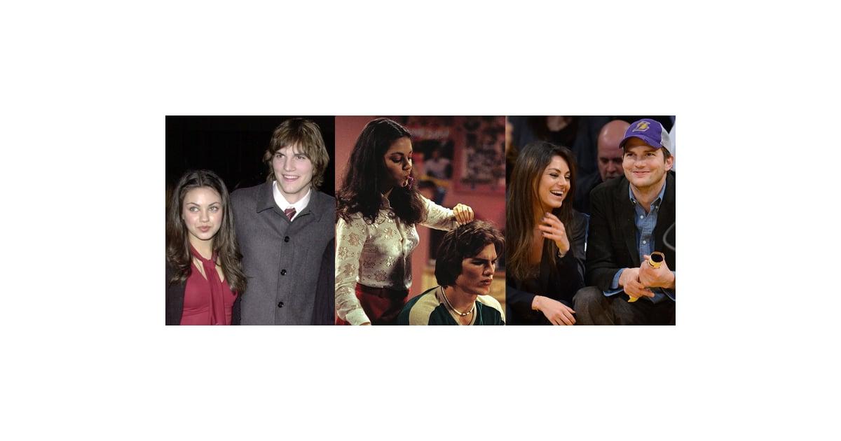 mila kunis and ashton kutcher relationship history