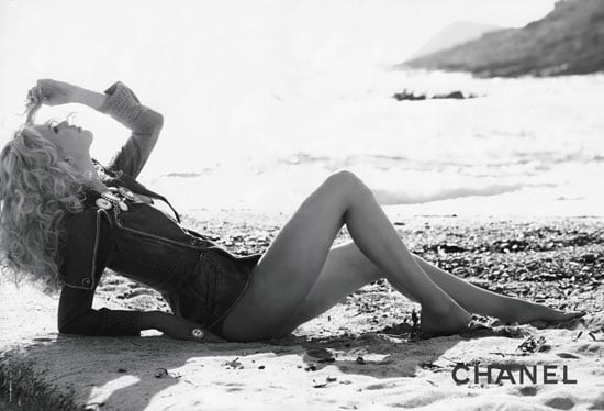 Fab Ad: Claudia Schiffer for Chanel