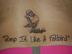 Tramp Stamp Hall of Fame