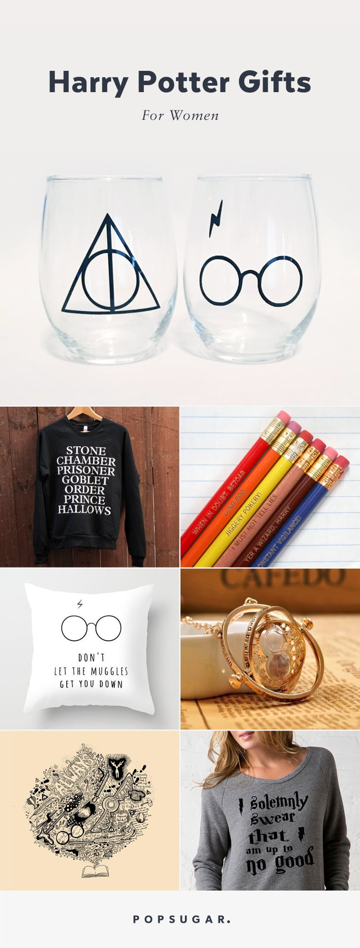 32 Spell-Binding Harry Potter Gifts For Every Fan on Earth