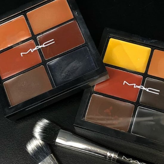 MAC Is Launching Concealer Palettes Made For Deep Skin Tones
