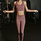 FP Movement High-Rise 7/8 You're a Peach Leggings and Lightning Synergy Crop