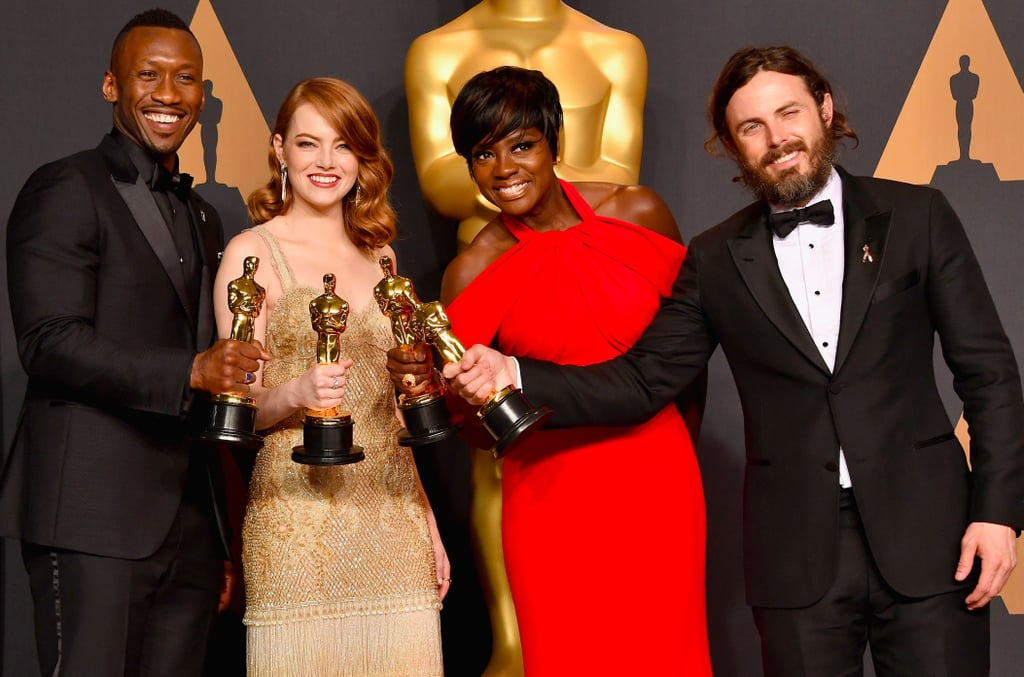 Congratulations to This Year's First-Time Oscar Winners!
