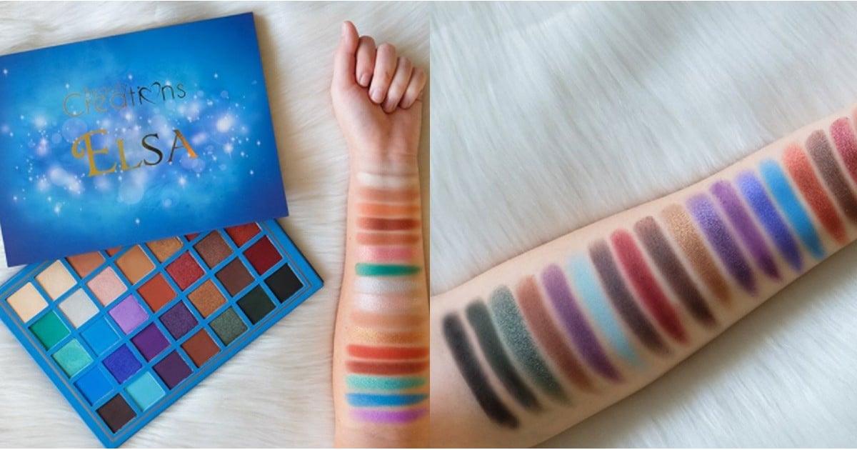 Beauty Creations Princess Elsa Eye Shadow Palette ...