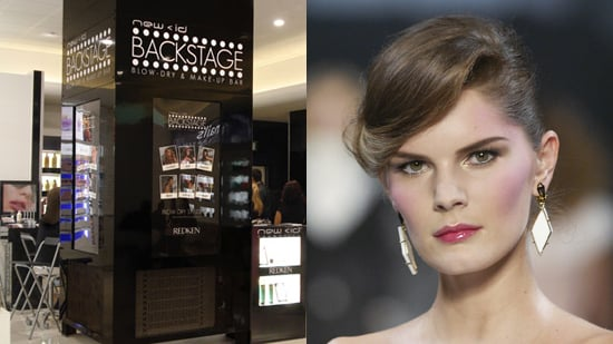 New Westfield Shopping Centre Mall Opens ID Backstage Beauty Trend Bar