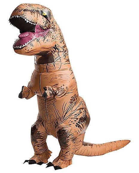 T. Rex Inflatable Costume ($80) | Best Spirit Halloween Costumes ...