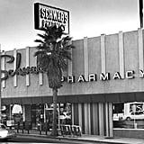 Schwab's Pharmacy on Sunset Boulevard