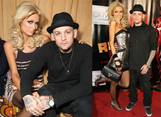 Photos of Paris Hilton, Benji Madden, Criss Angel, Holly Madison at Repo! The Genetic Opera Premiere in Las Vegas