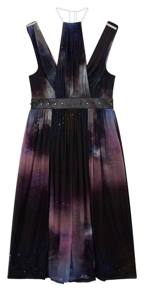 ASOS x Star Wars Galaxy Printed Full Dress