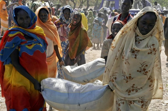 Candidates Release Joint Statement on Darfur