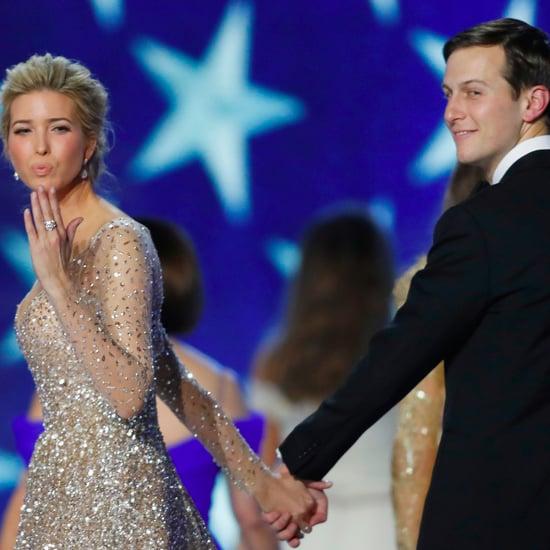 Jared Kushner and Ivanka Trump Gossip Girl 2010