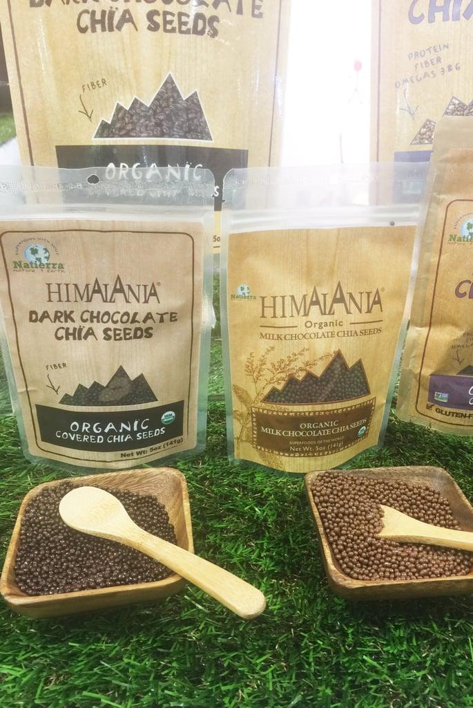 Natierra Dark Chocolate Chia Seeds