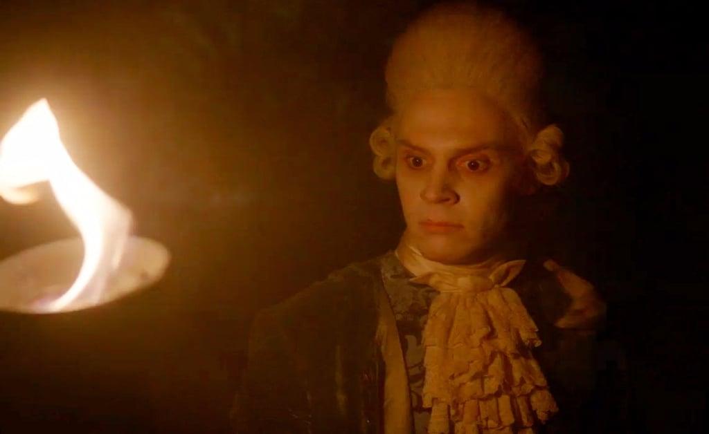 Evan Peters Dies on American Horror Story: Roanoke