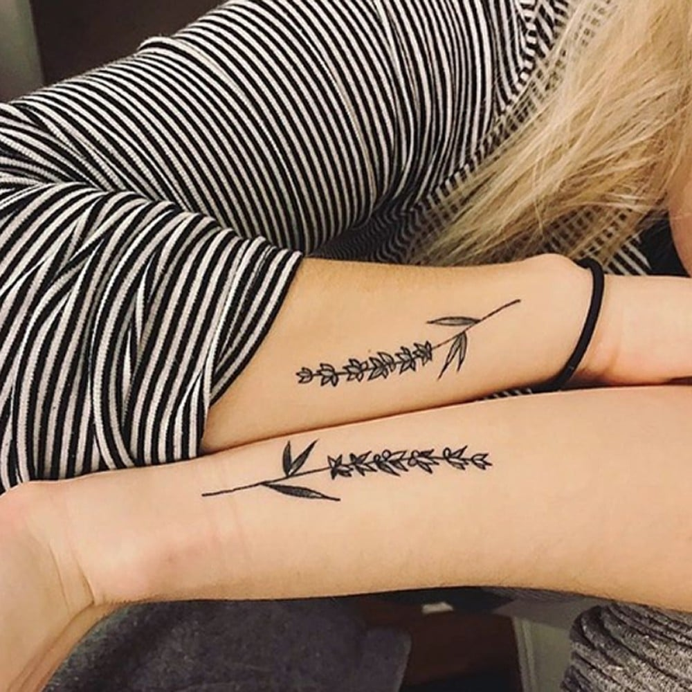 920bd5c67 Best Friend Tattoos | POPSUGAR Love & Sex