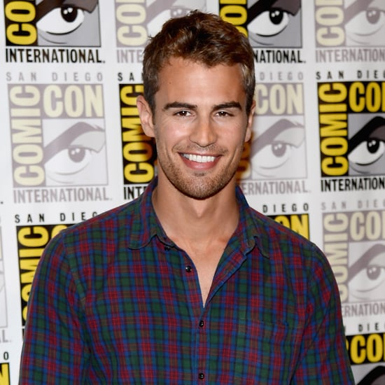 Hot Guys at Comic-Con 2013