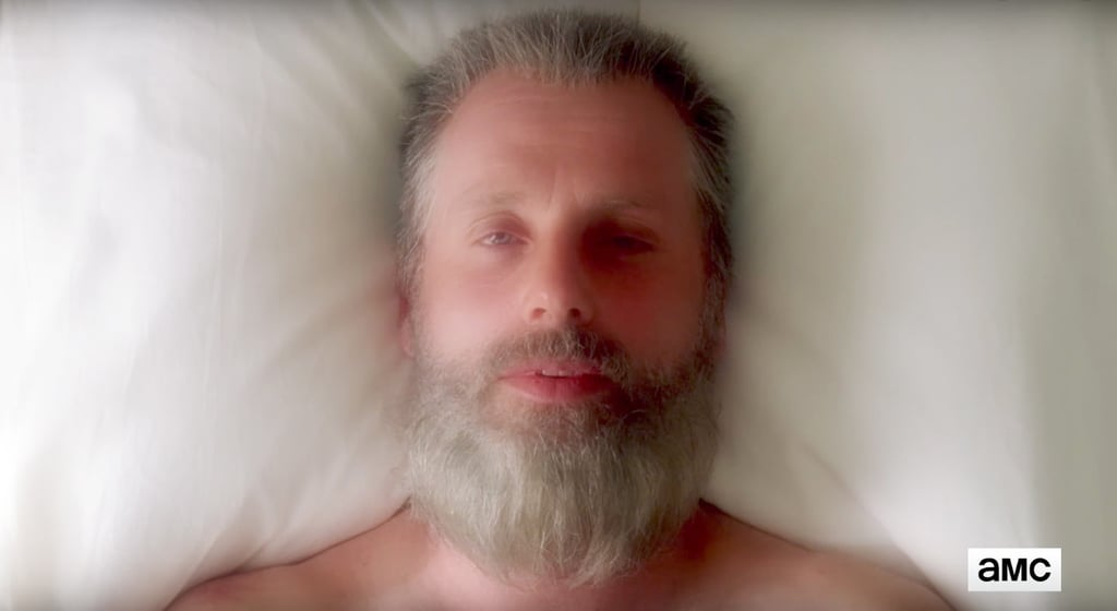 Rick Is Old and Back in a Hospital