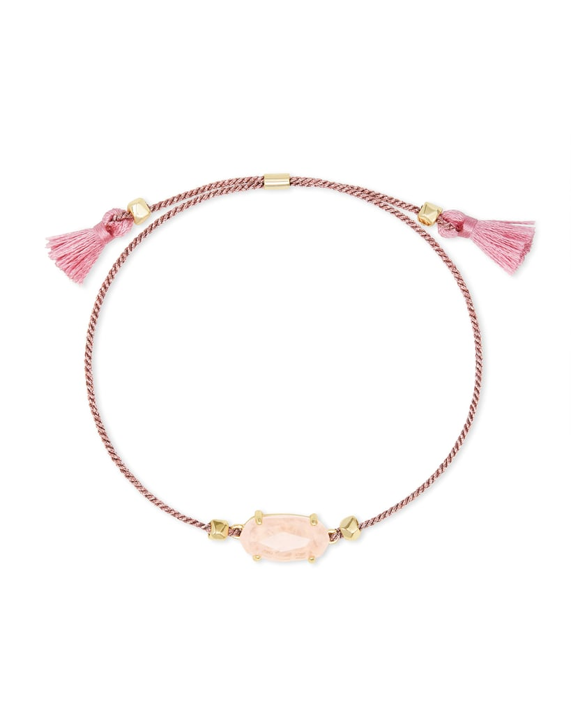 Everlyne Pink Cord Friendship Bracelets