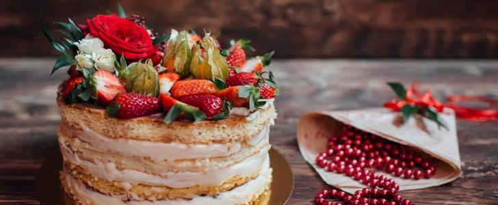 Sorted Food  Ingredient Cake
