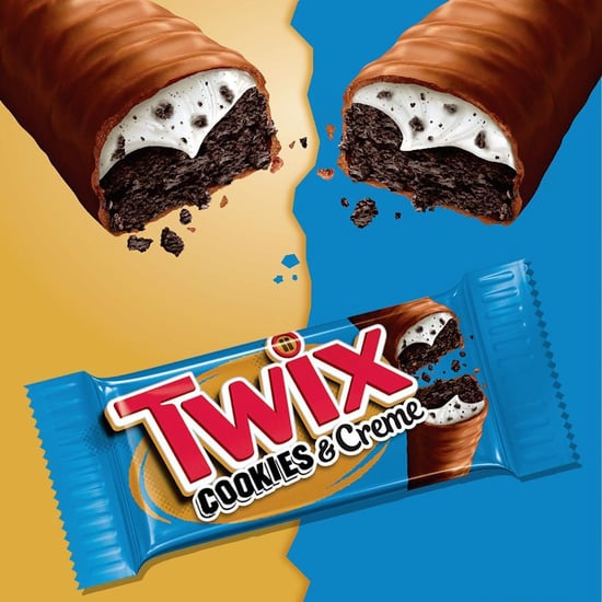 Twix Cookies and Creme Candy Bar Release Date 2020