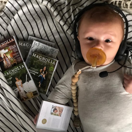 Cute Pictures of Chip and Joanna Gaines's Son Crew
