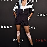 Winnie Harlow at the DKNY Anniversary Party 2019