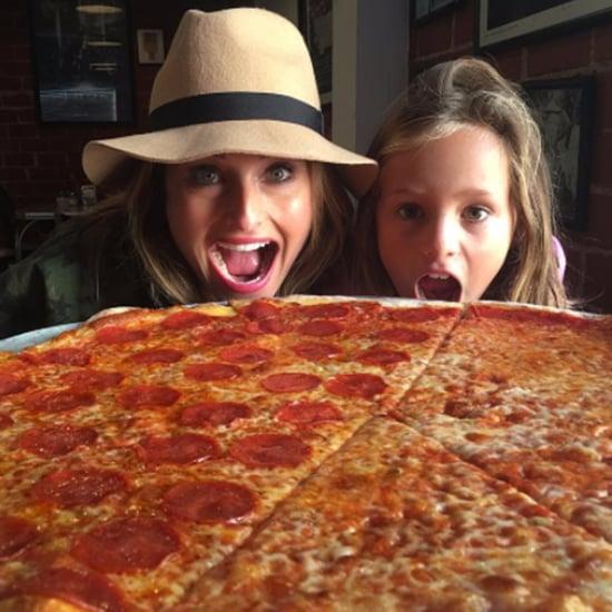 Cute Photos of Giada De Laurentiis With Daughter Jade