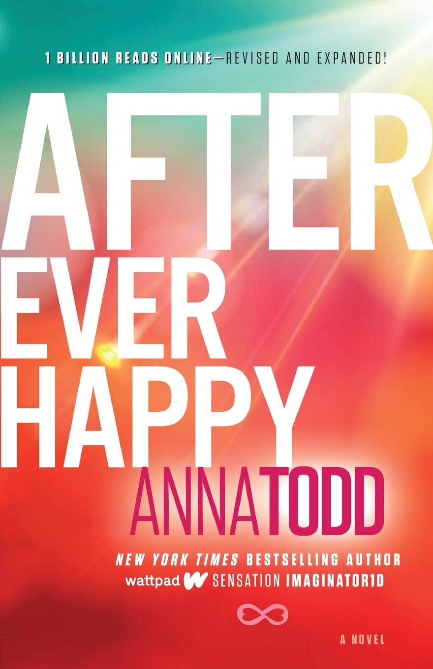 After Ever Happy By Anna Todd Book Spoilers Popsugar Entertainment