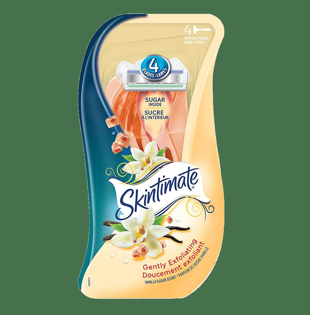 Warm Vanilla Sugar Disposable Razor