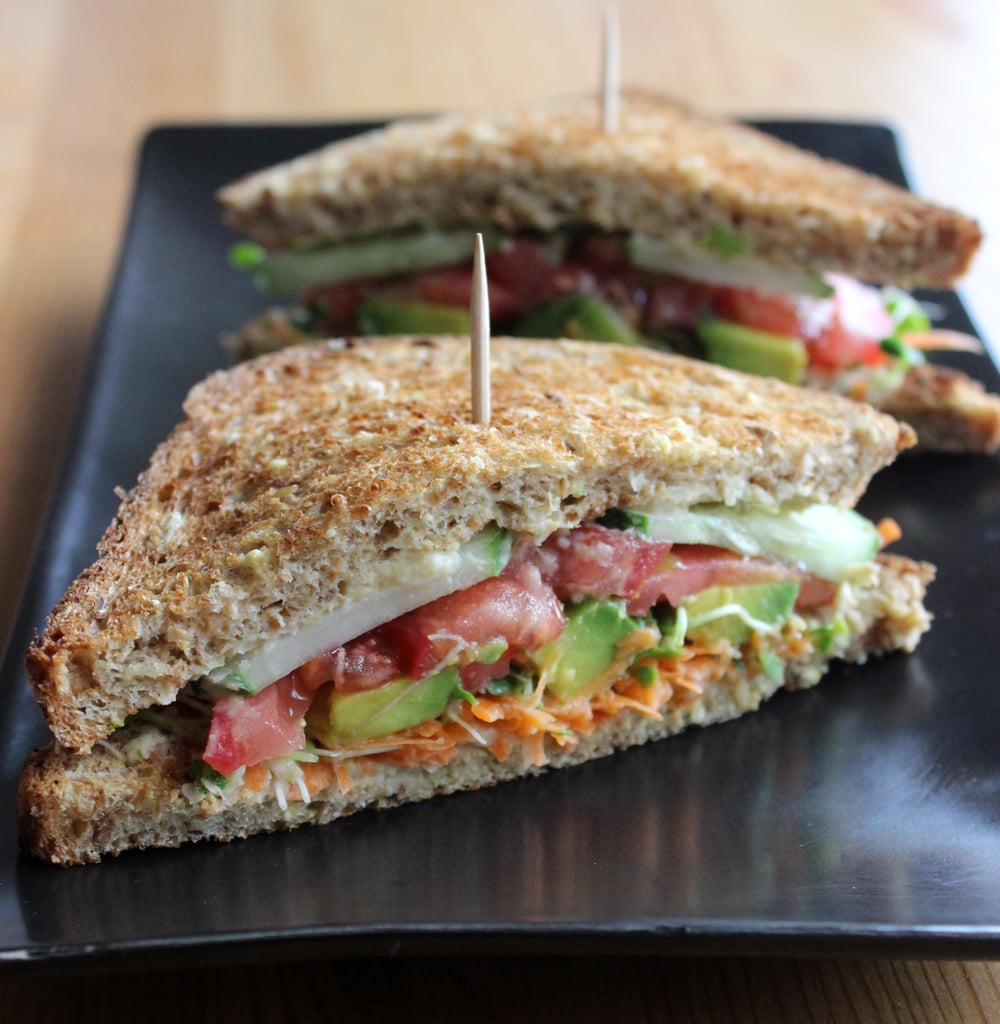 Healthy lunch sandwiches popsugar fitness 15 healthy sandwich ideas that make lunchtime sensational forumfinder Choice Image