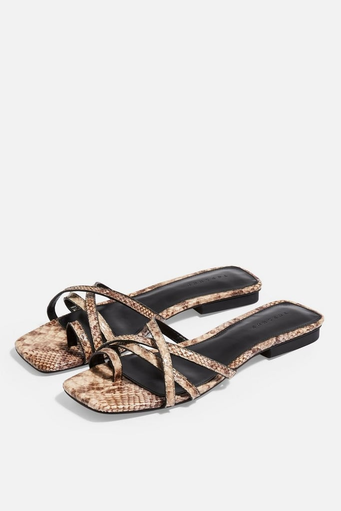 d3538cc16b Topshop Hippie Flat Sandals | Sandals Trends For Spring and Summer ...