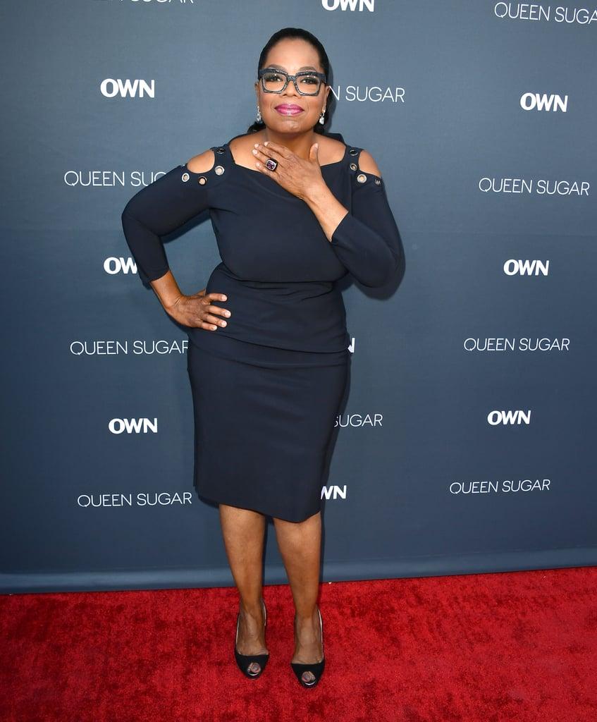Oprah Winfrey Weight Loss at Queen Sugar Premiere