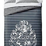 Harry Potter Hogwarts Crest Bed in a Bag With Reversible Comforter
