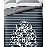 Harry Potter Hogwarts Crest Bed in a Bag with Reversible Comforter