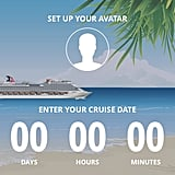 Download the Carnival Hub app before the ship sets sail.