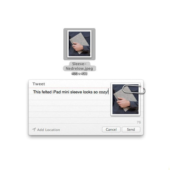How to Tweet From Mountain Lion