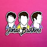 Jonas Brothers Sticker