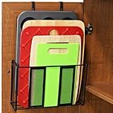 SimpleHouseware Over Cabinet Door Organiser
