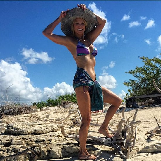 Christie Brinkley Vacation Pictures November 2015