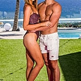 Pictures of Anna McEvoy and Josh Packham Love Island 2019