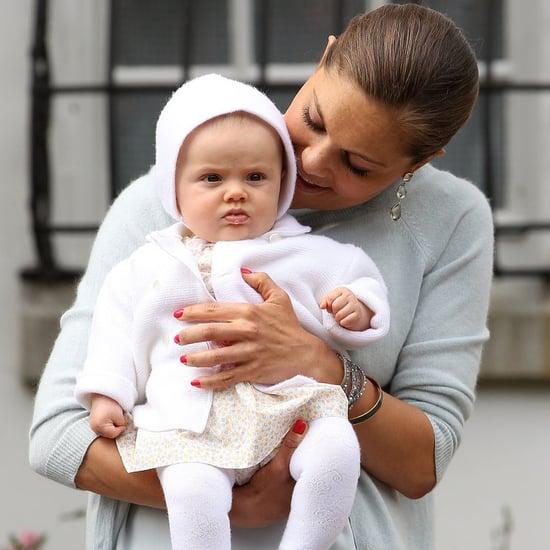Royals as Babies