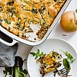 Easy-Bake, Gluten-Free Frittata With Spinach