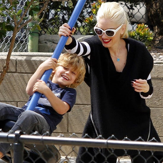 Celebrity Family Pictures Month of April 2012
