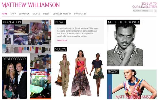 Matthew Williamson Lower-Priced Line