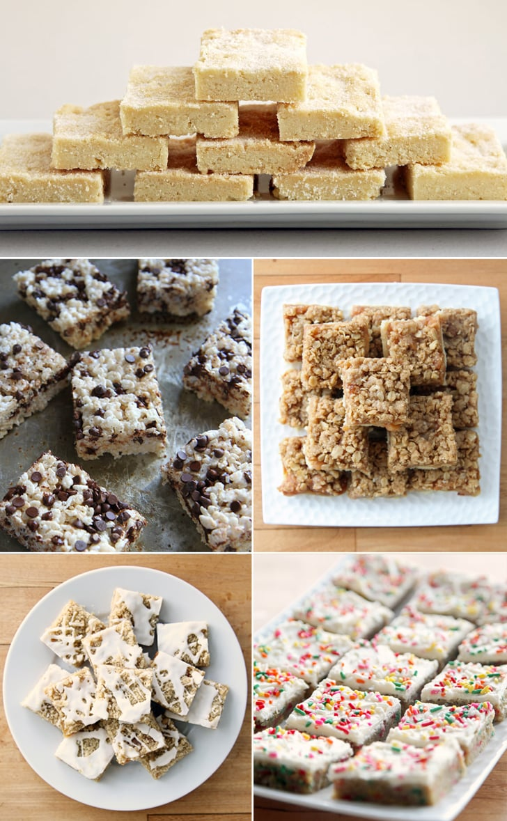 Bar Cookies: Your Best Friend For Picnics, Potlucks, and Parties