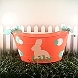 Easter Baskets Plastic Bins