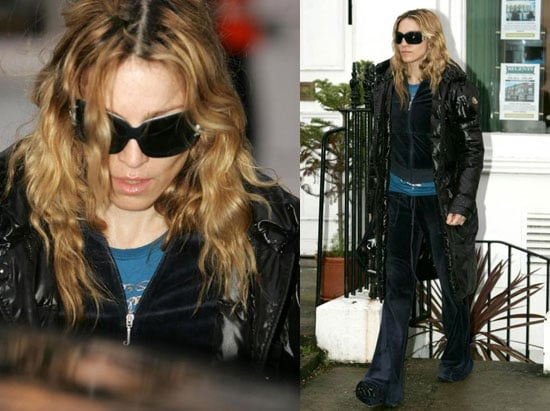 Angelina Reacts to the Madonna Bashing BS